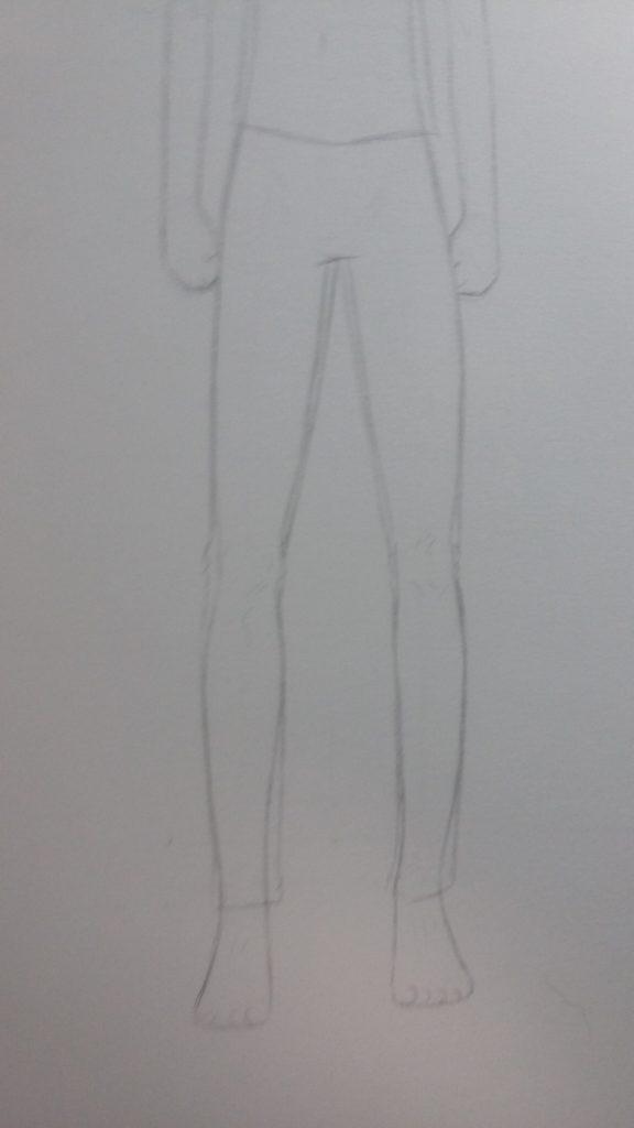 Ropa Anime Dibujo Ropa Anime