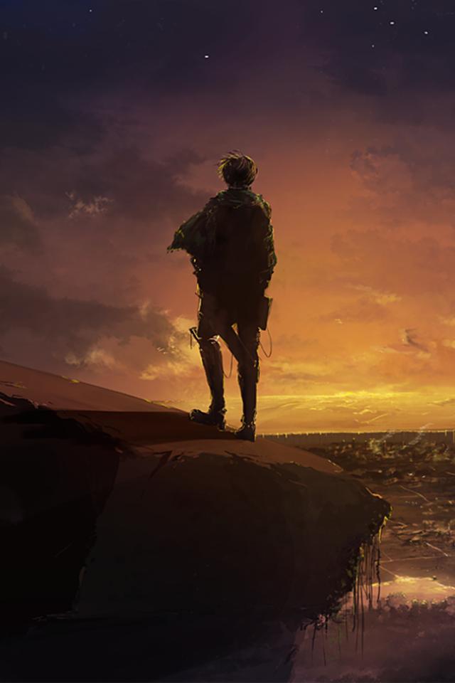 Wallpaper-Armin-de-Shingeki-No-Kyojin-gratis